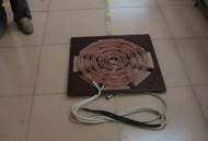 扩散泵电磁加热