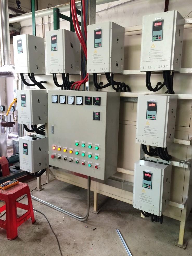 导热油电磁加热器|电磁加热|电磁加热设备|电磁加热器|电磁加热控制板 电磁加热机柜