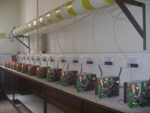 电磁加热板老化测试