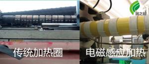 电磁和电阻丝对比